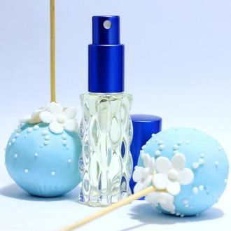 """Нишевый парфюм  """"Зимняя ваниль"""" из эфирных масел 1 мл"""