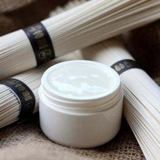 Себорегулирующая минеральная матирующая сыворотка для смешанной и жирной кожи SPF-15 ручной работы