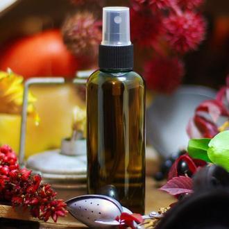 """""""Вечер в ладанной роще"""" - парфюмированный концентрат-термозащита для волос, 100 мл"""