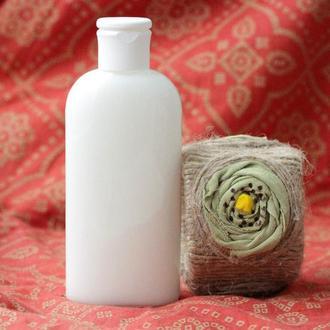 Натуральный гипоаллергенный шампунь волос (200 мл.)