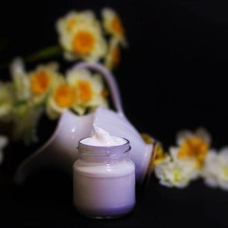 Парфюмированный крем-антиоксидант для сухой кожи тела и ручек «Narcissus Рoeticus» (100 мл.) 100