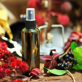 """Увлажняющий парфюмированный спрей для тела """"Вечер в ладанной роще"""" (100 мл.)"""