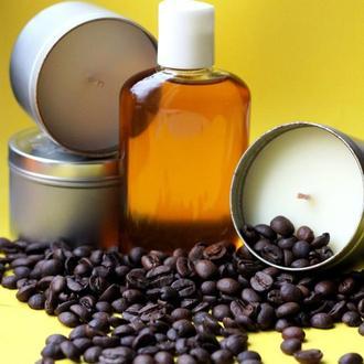«Вечерняя Ваниль-Кофе» Ночное успокаивающее масло для тела 50