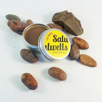 Натуральные Бальзамы для губ Salwells Choco