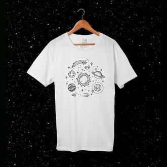 Космическая футболка