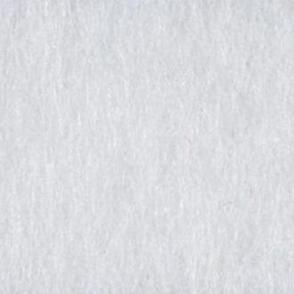 Фетр поделочный 450г/м2 30*45см 4мм Knorr Prandell Белый 8441006