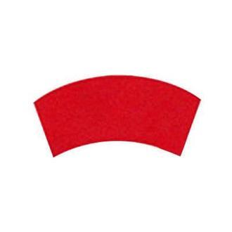 Фоамиран (иран) 60*70см 0,8-1,2мм 012 Красный