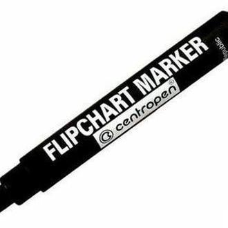 Маркер для флипчарта CENTROPEN №8550 Flipchart 2,5 мм круглый носик_Синій