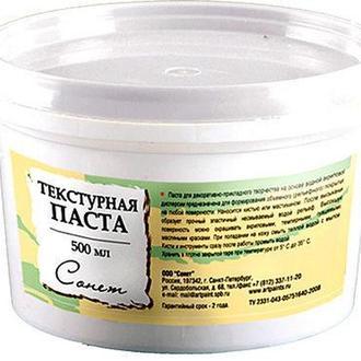Паста текстурная для декору ЗХК Невская Палитра Сонет 500мл 351902