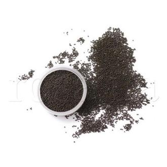 Бульонки 15г 0,25-0,5мм Черные 4501-007LS
