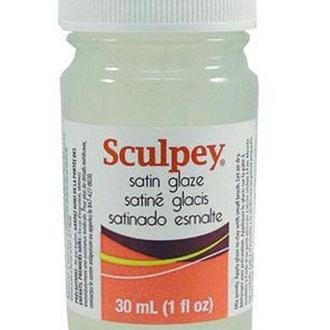 Лак для пластики Sculpey сатін 30мл 51774