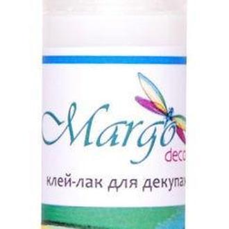 Клей-лак для декупажа по стеклу и керамике Margo Ceramic 20мл 005041