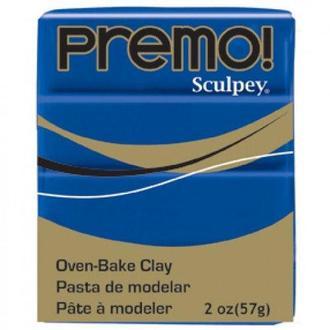Глина полимерная Sculpey Premo Ультрамарин 57г 5562