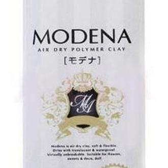 Глина полимерная Padico Самозастывающая 60г Modena Белая 1513117