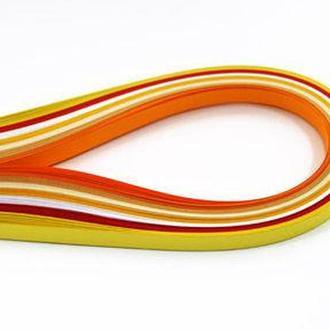 Набор для квилинга №26 Margo Пустыня, 7 цв., 1см, дл. 50см, 130г/м2