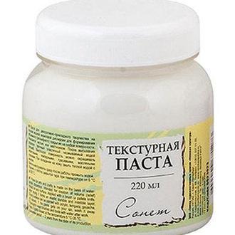 Паста текстурная ЗХК Невская Палитра Сонет 220мл 5523923