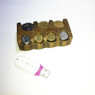Монетница под украинские монеты