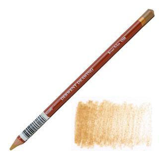 Карандаш воско-масл. Derwent Drawing 5700 Охра коричневая D-34386