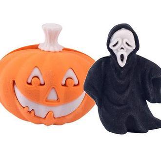 Ластик-резинка ZiBi набор 2шт Halloween ZB.5410