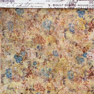 Декупажная карта-бумага 40*60см Santi 2л. Vintage 952485