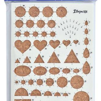 Инструмент для квиллинга (для закручивания бумажных лент) доска 1 Вересня 951181