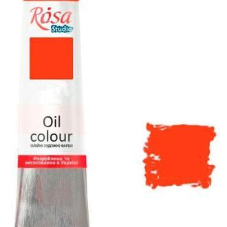 Краска масляная ROSA Studio 60мл Красня светлая 326533