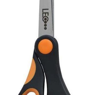 Ножницы канцелярские LEO 20см L2553