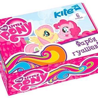 Гуашь набор 6цв. Kite мод 062 My Little Pony 20мл LP17-062 34333
