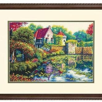 Набор для вышивания Dimensions 70-35326 Английский замок
