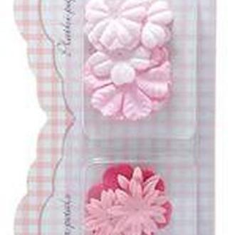 Цветы бумажные, Микс №1, 20шт. Dalprint