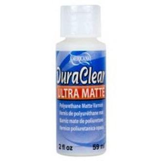Лак финишный DecoArt DuraClear Americana на водной основе Матовый 59мл DS60-3