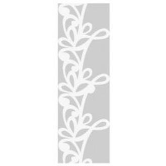Декоративный скотч Heyda Орнамент Белая 10мм*2м 204880090