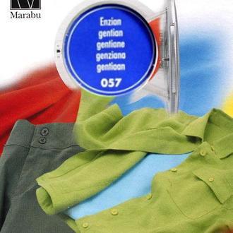 Краситель для ткани MARABU 30мл 174023057 Синий