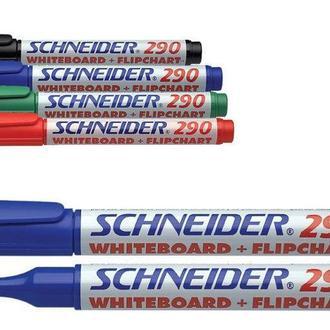 Маркер для досок сухостираемый SCHNEIDER 290 S12900*