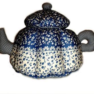 Чайник из ткани ручной работы