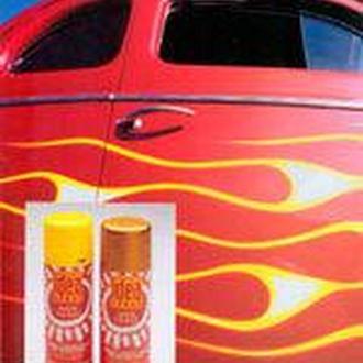 Краска-аэрозоль акриловая IDEA Spray 200мл 6324003 Серебро
