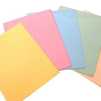Картон цветной 15*19 см 50 л. AIHAO 170 г/м2 QZ-170