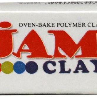 Глина полимерная Jam Clay 20г Зеленое яблоко