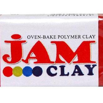 Глина полимерная Jam Clay 20г Клюква