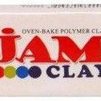 Глина полимерная Jam Clay 20г Лимон