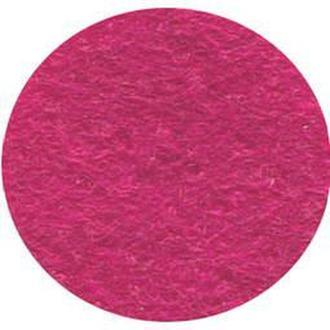 Фетр поделочный (полиэстер) 180г/м2 21,5*28см Rosa Talent Розовый темный H003