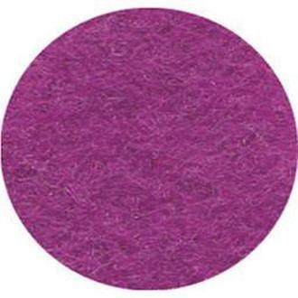 Фетр поделочный (полиэстер) 180г/м2 21,5*28см Rosa Talent Фиолетовый светлый H023