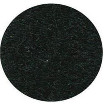 Фетр поделочный (полиэстер) 180г/м2 21,5*28см Rosa Talent Черный H031