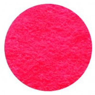Фетр поделочный (полиэстер) 180г/м2 21*29,7см Rosa Talent Розовый темный A4-024