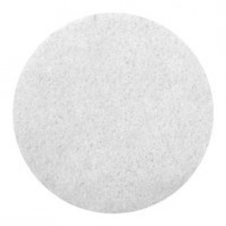 Фетр поделочный (полиэстер) 180г/м2 21*29,7см Rosa Talent Белый A4-073