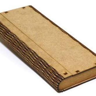 Заготовка для декорирования Zabava (ДВП) Пенал выдвижной Slim 10,5*22,5*2,7см CAS06001