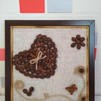 Картини з кави