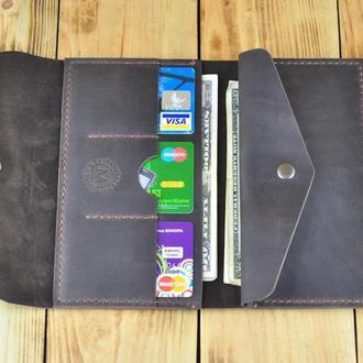 Женское портмоне для монет, кредитных карт и денег