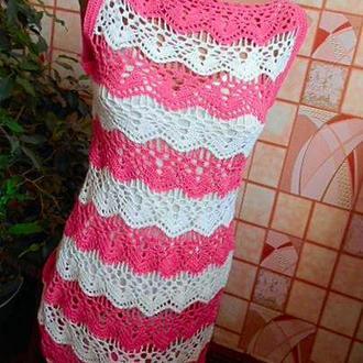 Платье «Цвета лета»