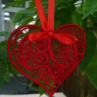 Сердце, элемент декора